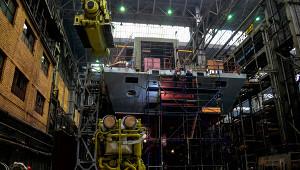 НаКамчатке сформирован экипаж корвета «Проворный»