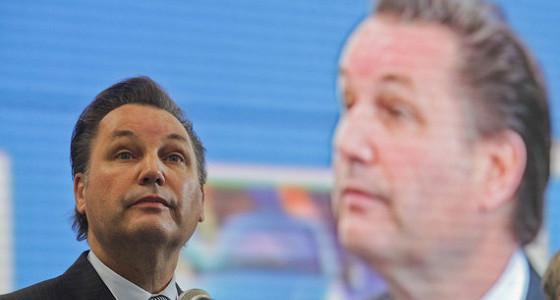 Бу Андерссон написал заявление об увольнении с поста президента АвтоВАЗа