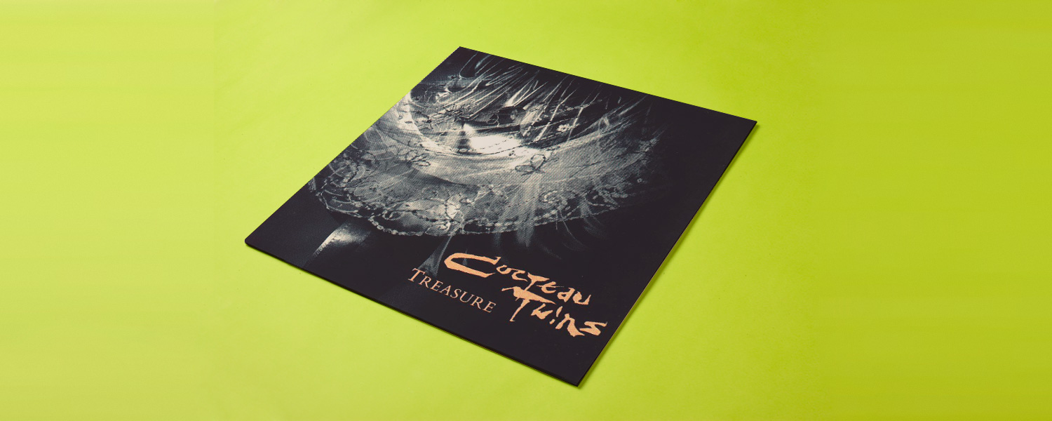 Cocteau Twins «Treasure» (1984)