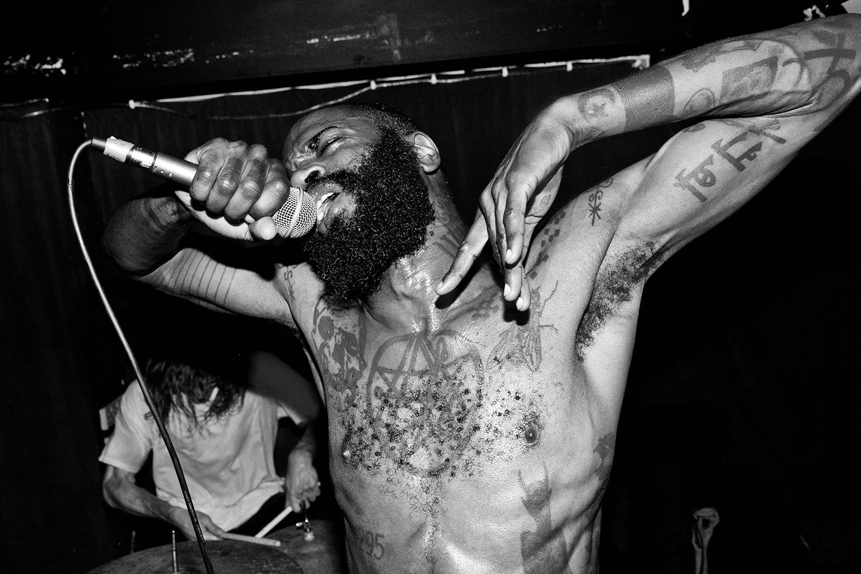 Четвертый — и снова бесплатный — альбом Death Grips