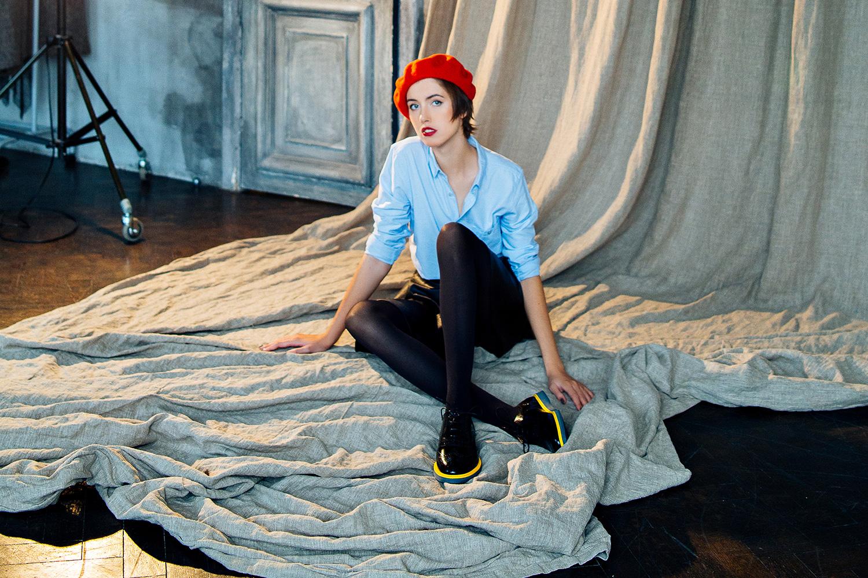 Nina Karlsson в «Гоголь-центре»