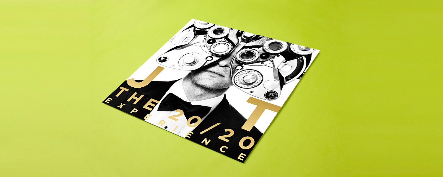 3. Justin Timberlake «The 20/20 Experience»