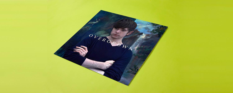 2. James Blake «Overgrown»