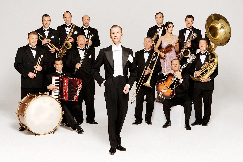 Макс Раабе и Palast Orchester