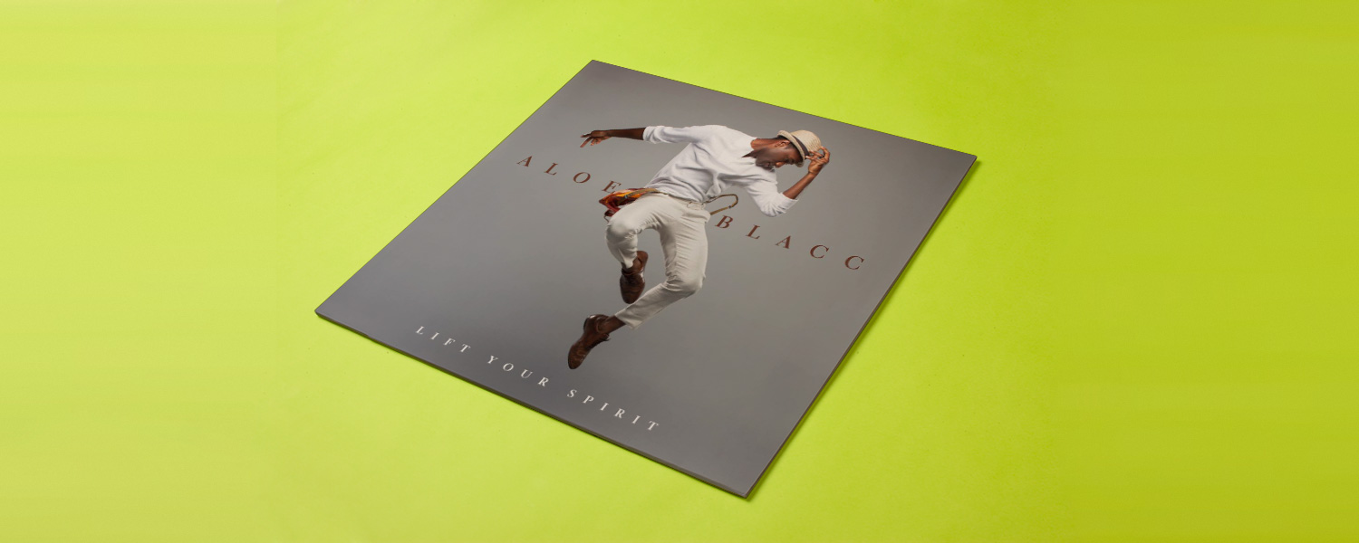 Aloe Blacc «Lift Your Spirit»