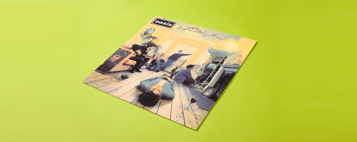 Oasis «Definitely Maybe» (1994)