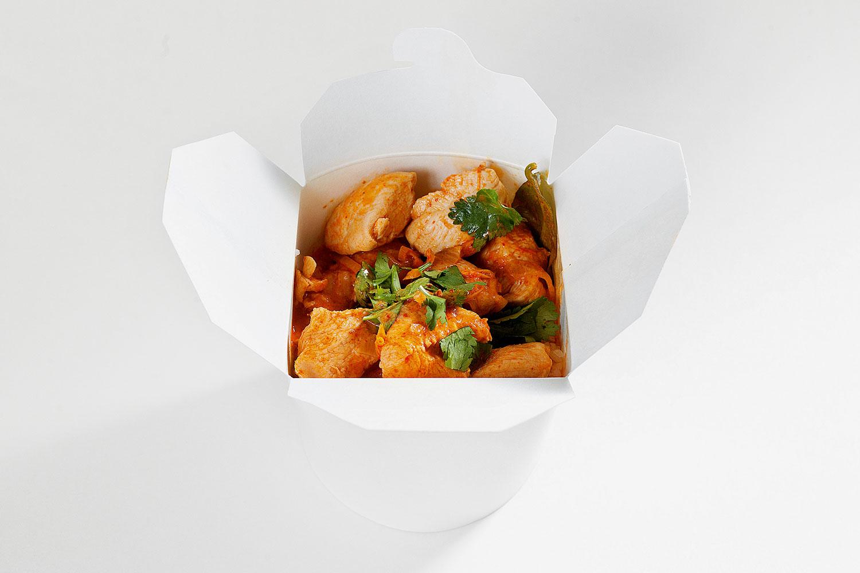 Красный карри из Curry Me!