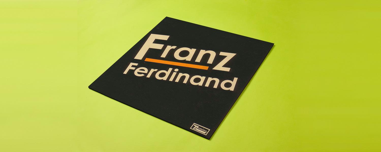 Franz Ferdinand «Franz Ferdinand» (2004)