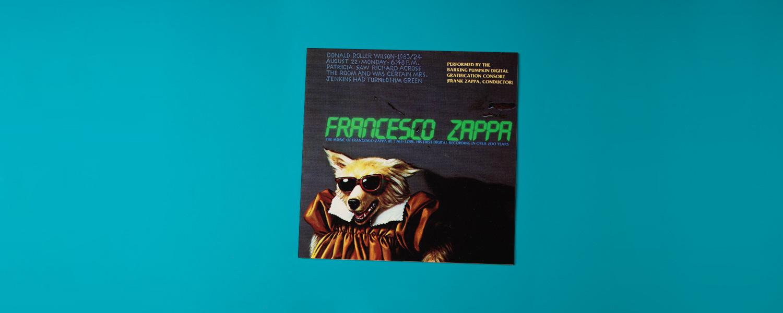 «Francesco Zappa» (1984)
