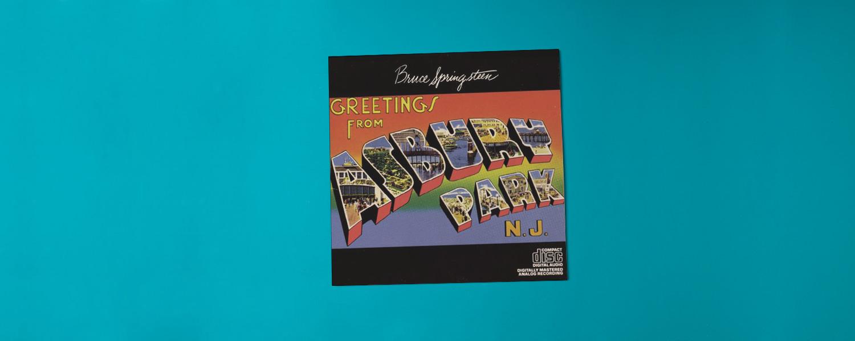 «Greetings From Asbury Park, N.J.» (1973)