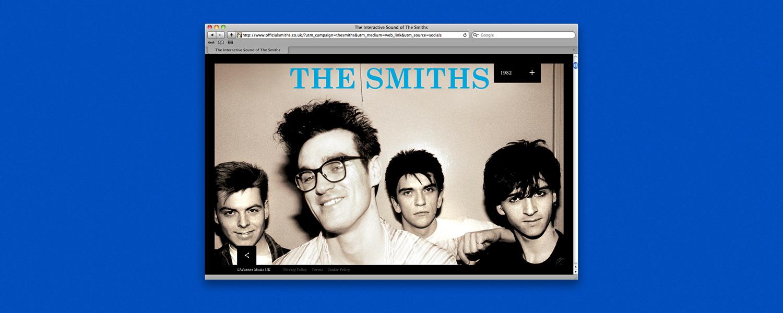Таймлайн The Smiths
