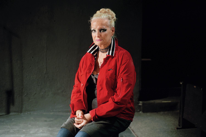 Лидия Ивановна Али-заде, уборщица театра «Практика»