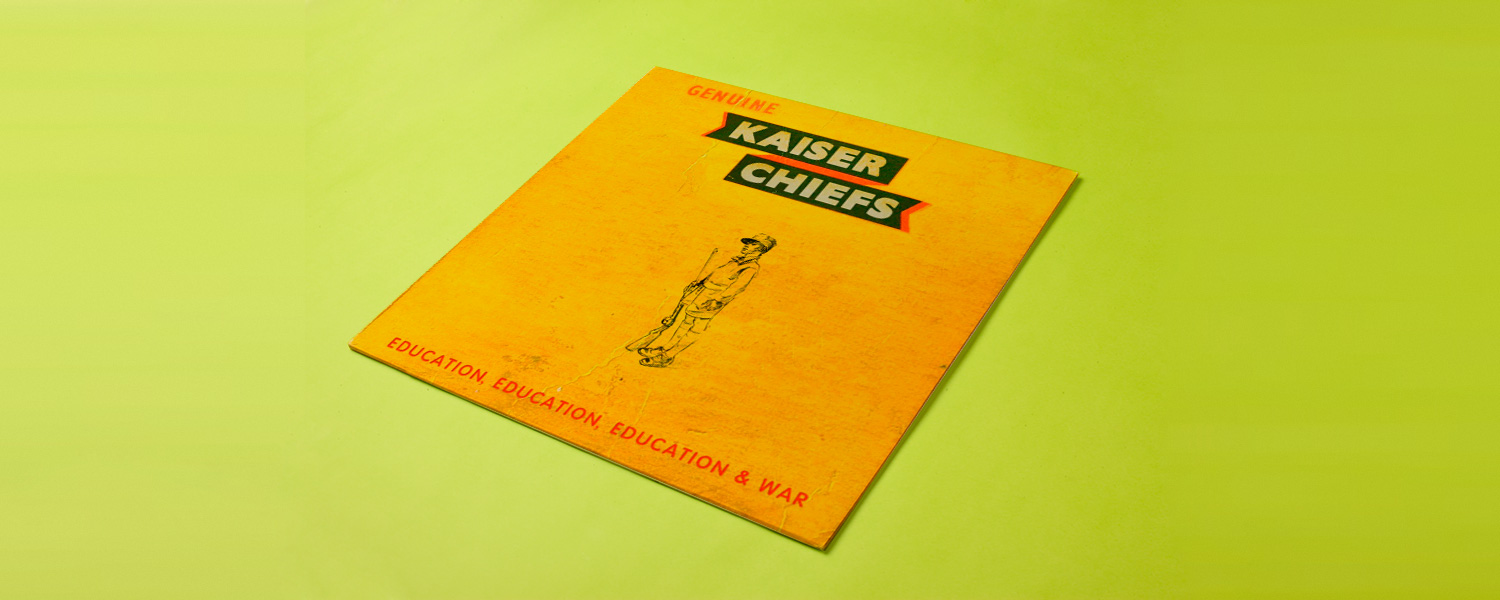Kaiser Chiefs «Education, Education, Education & War»