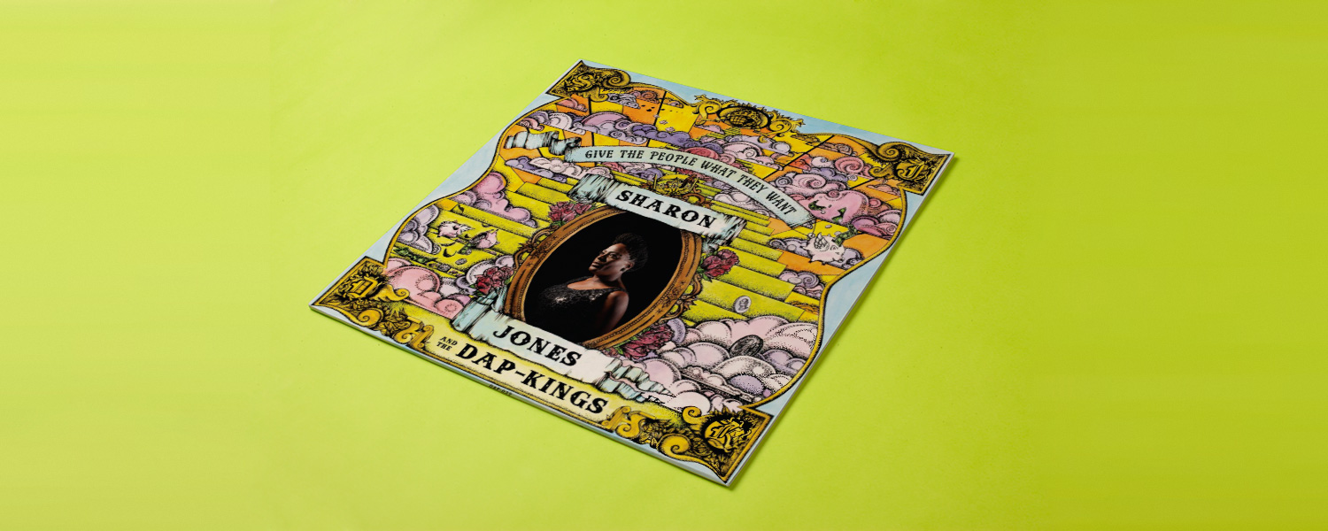 Sharon Jones & the Dap-Kings «Give the People What They Want»