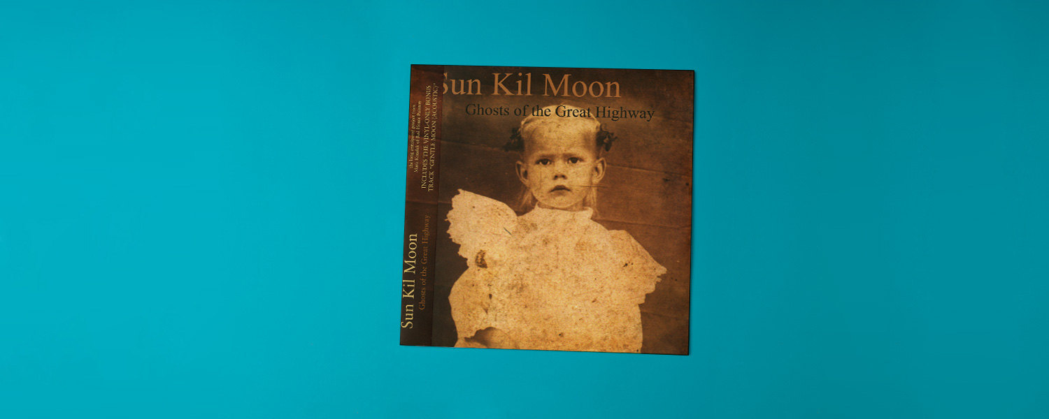 Sun Kil Moon — «Ghosts of the Great Highway» (2003)