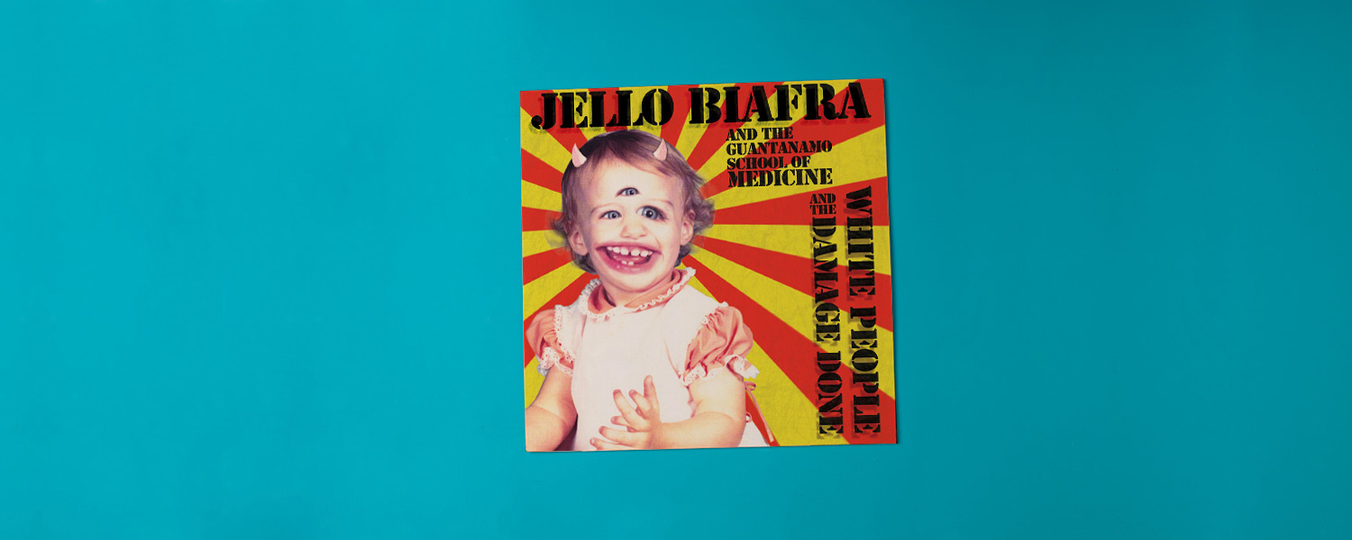 Jello Biafra and the Guantanamo School of Medicine «White People and the Damage Done»