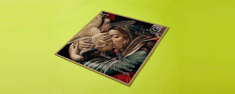 Philippe Herreweghe & La Chapelle Royale «Campra: Messe de Requiem»