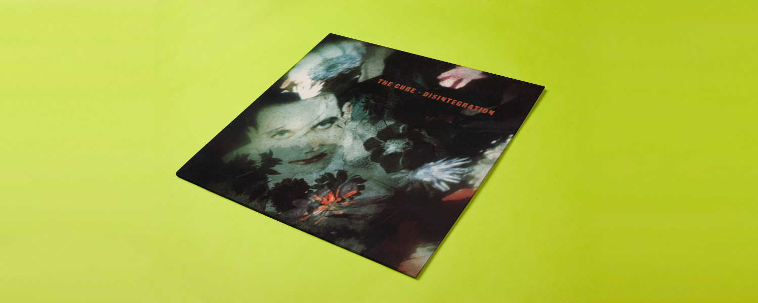 The Cure «Disintegration» (1989)