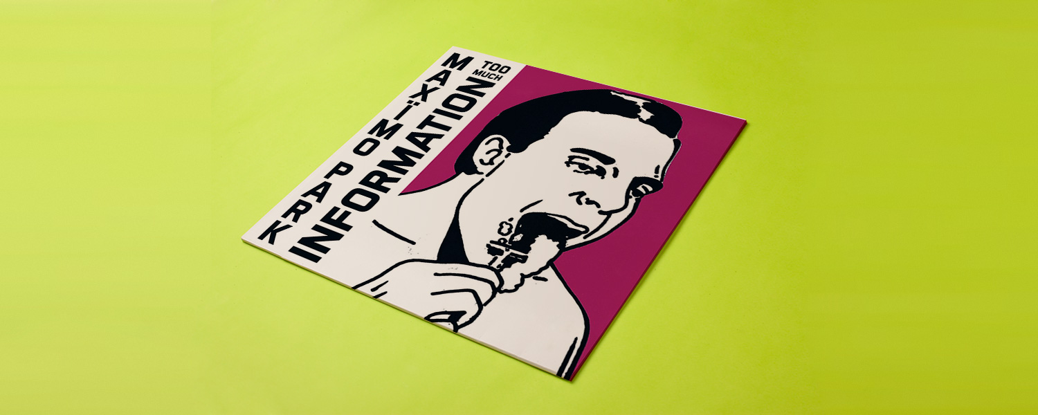 Maximo Park «Too Much Information»