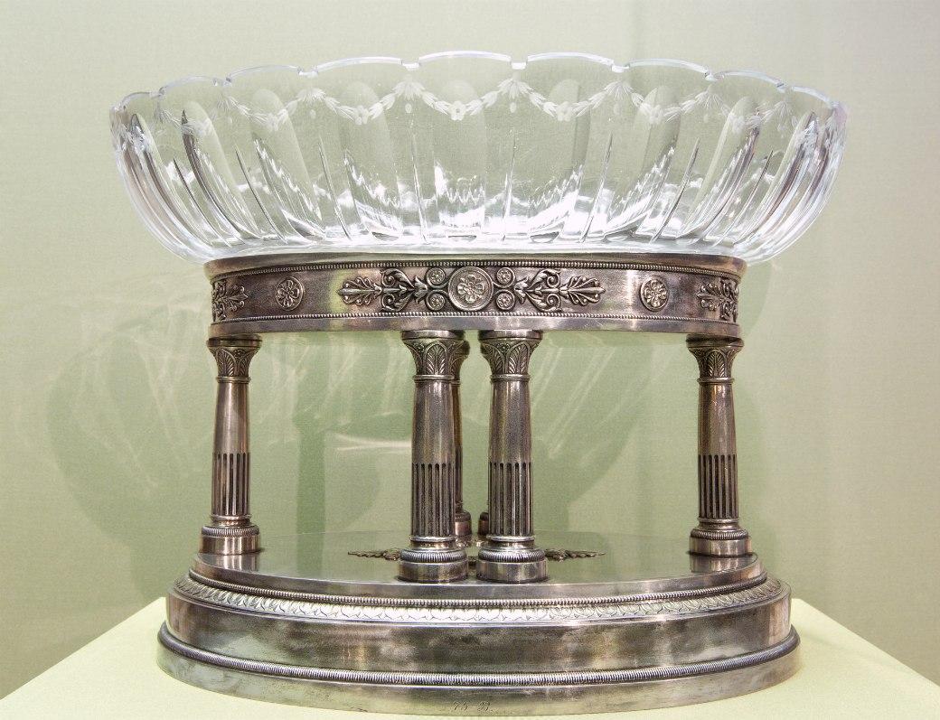 Серебряная кладовая «Царицына» смотреть фото