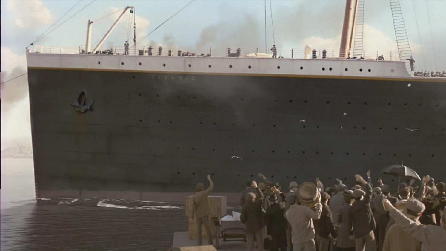 Титаник смотреть фото