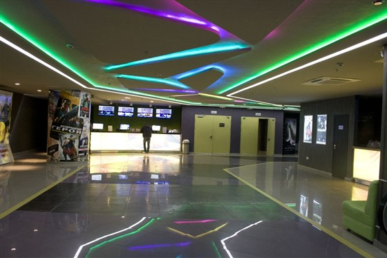 Кино галерея краснодар цены на билеты салават концерт афиша