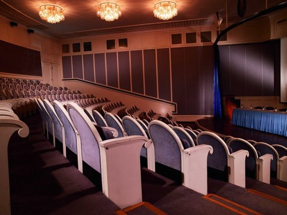 Фото кинотеатр Angleterre Cinema Lounge