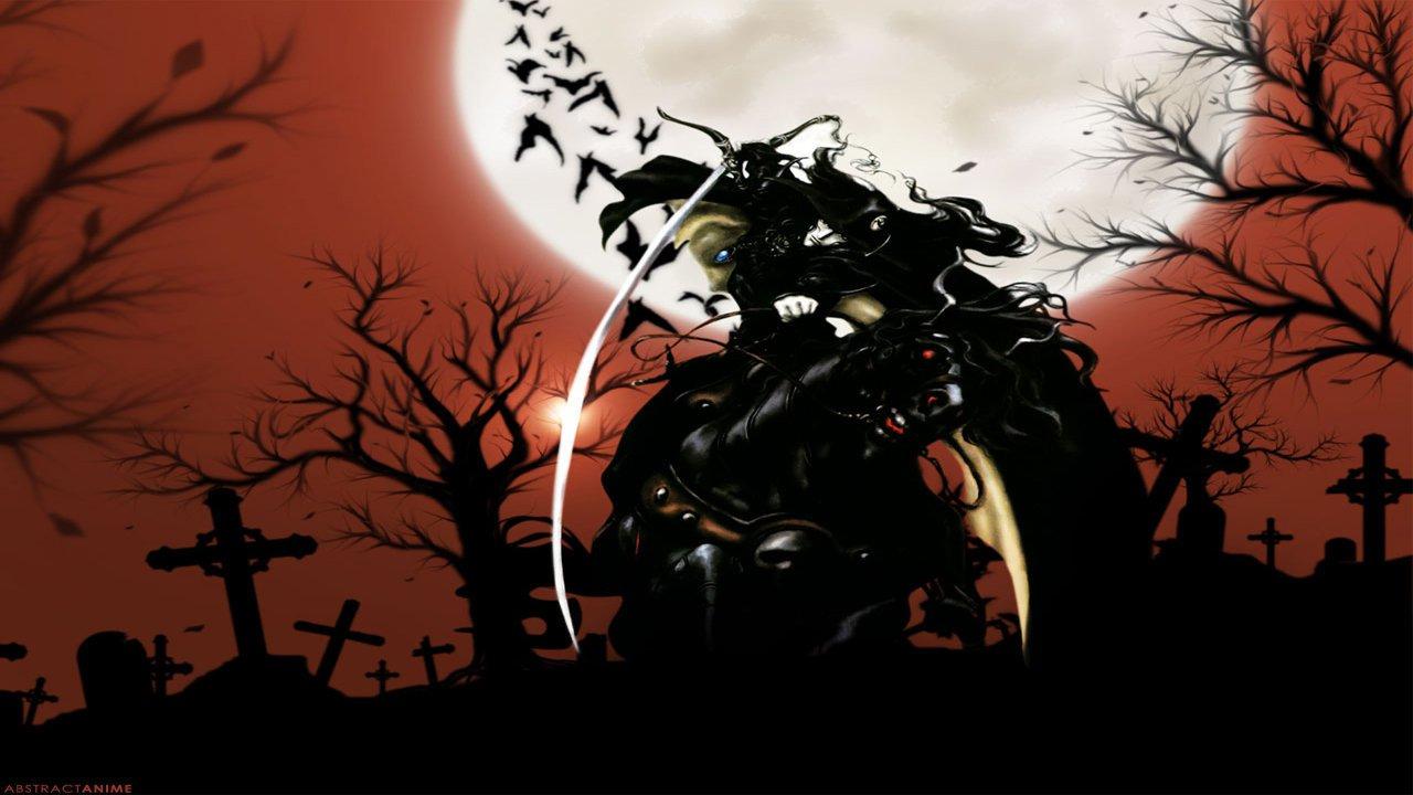 Охотник на вампиров Ди: Жажда крови смотреть фото