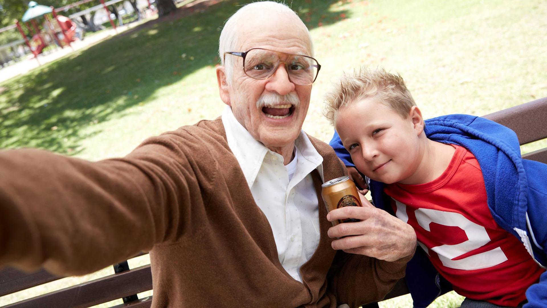 Несносный дед смотреть фото