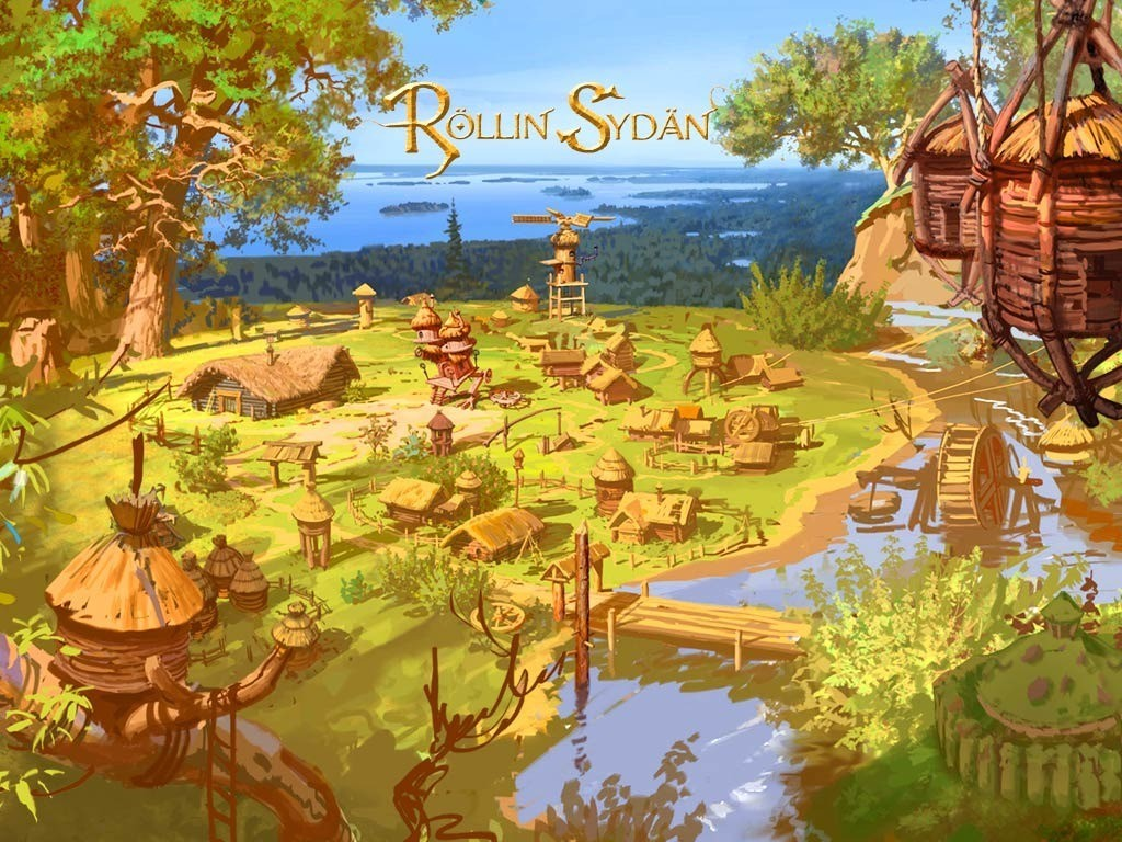 Приключения Ролли 3D смотреть фото