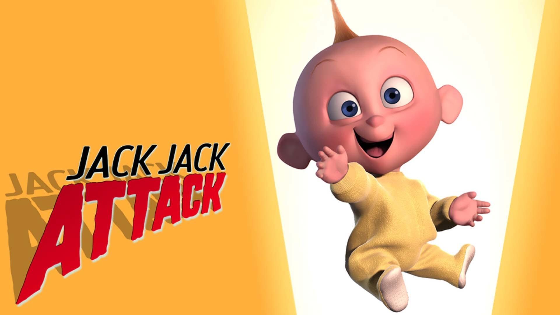 Джек-Джек атакует смотреть фото
