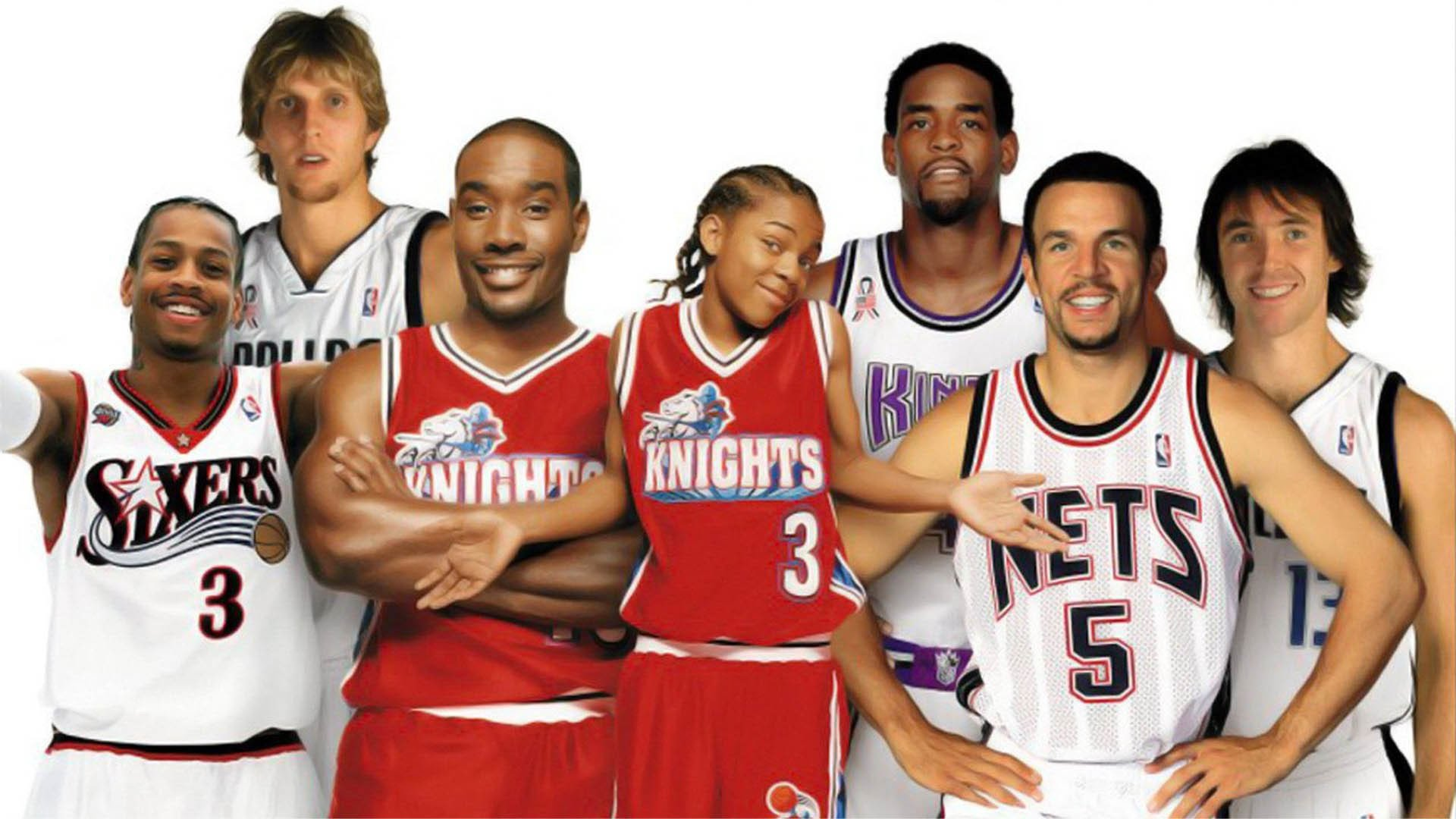 Как Майк: Уличный баскетбол смотреть фото