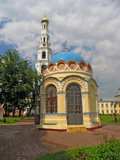 Фото николо-Угрешский монастырь