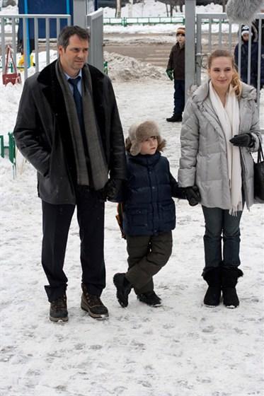 Актер павел делонг его жена и дети 84