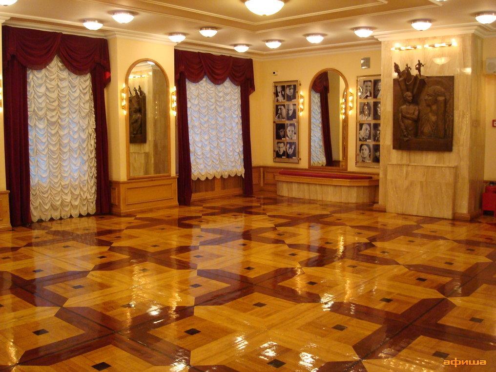 Филиал театра им пушкина официальный сайт афиша концерт сиа в москве купить билеты
