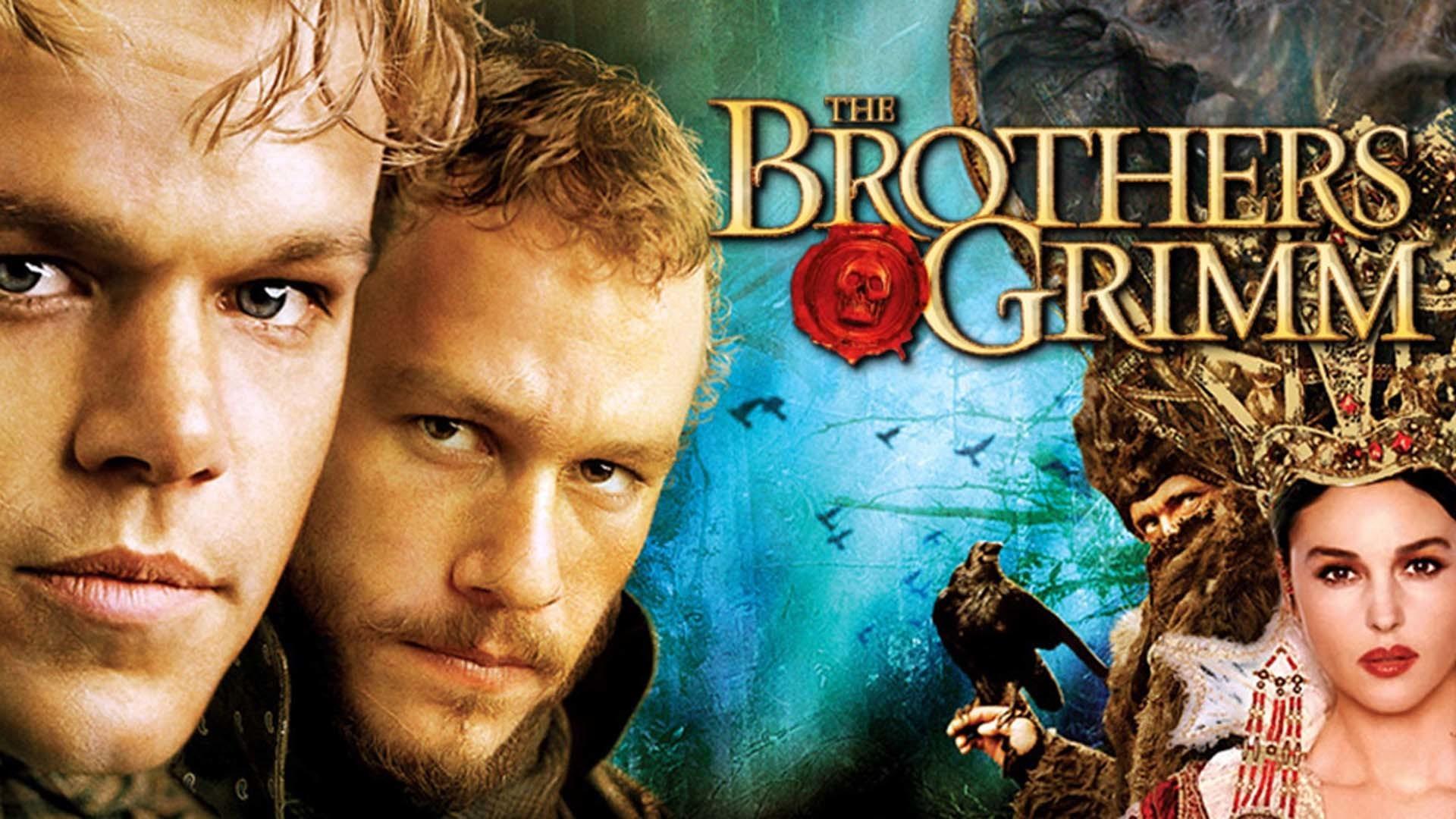 Братья Гримм смотреть фото