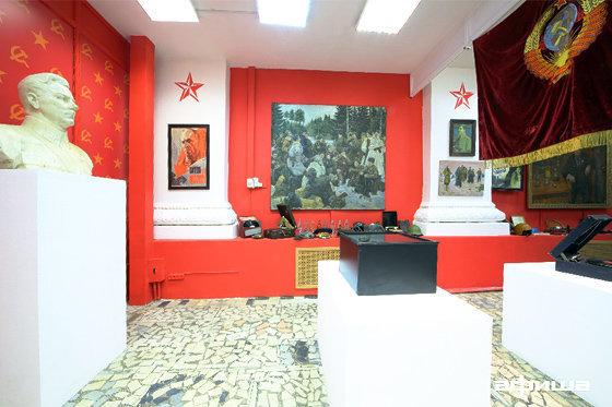 Фото музей СССР