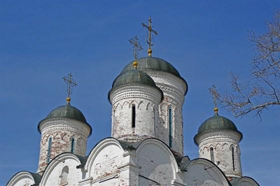 Фото церковь Михаила Архангела в Микулино
