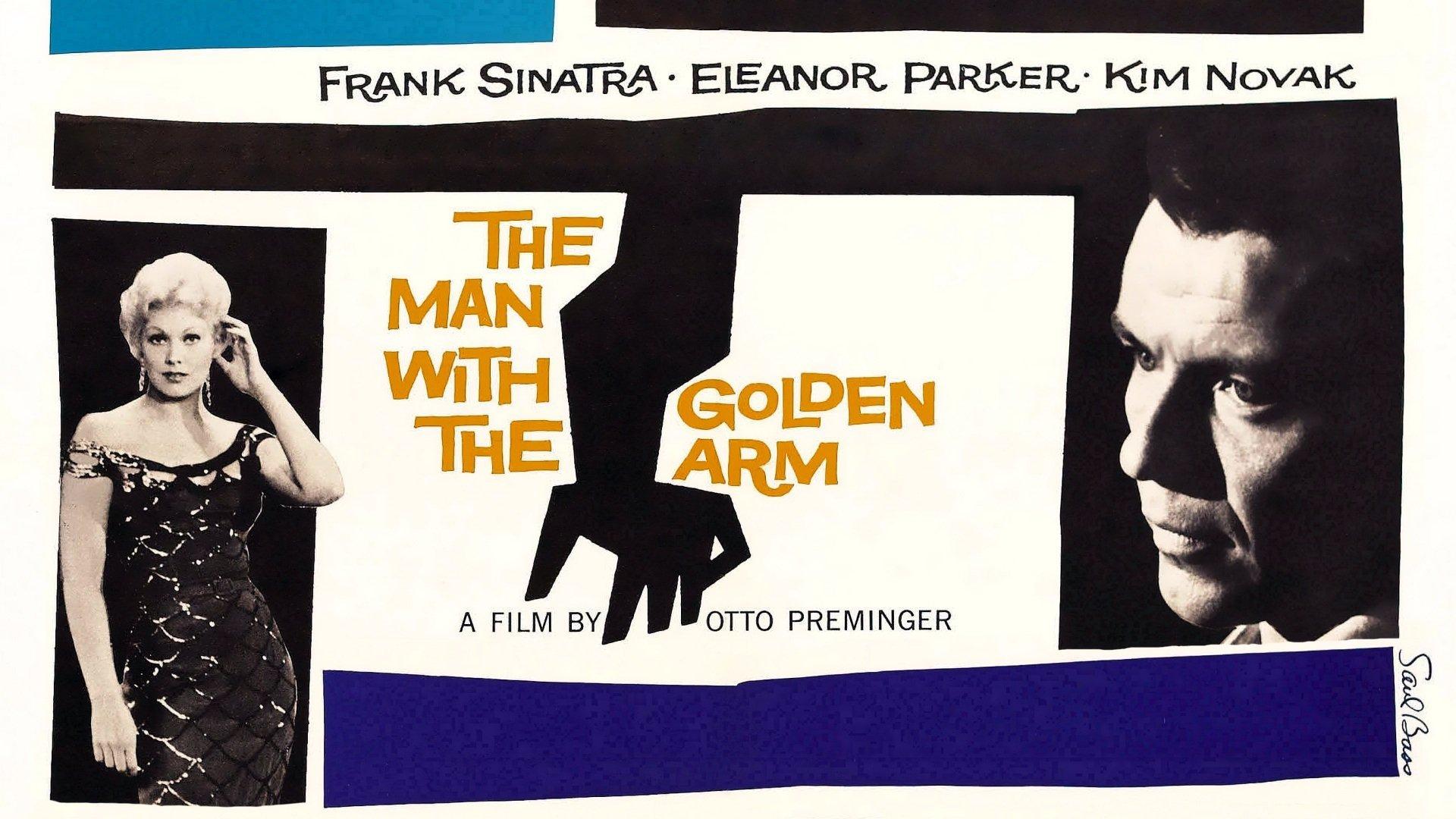 Человек с золотой рукой смотреть фото
