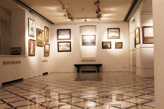 Фото галерея Punto Arte