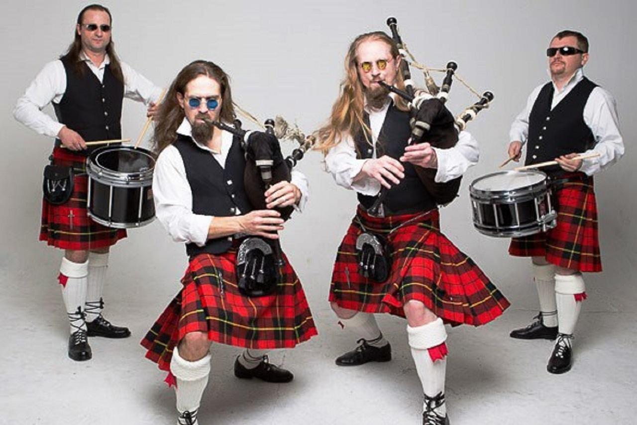 Оркестр волынщиков City Pipes. Ансамбль ирландского танца Celtic Wind смотреть фото