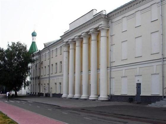 Фото кремлевский концертный зал филармонии им. Ростроповича