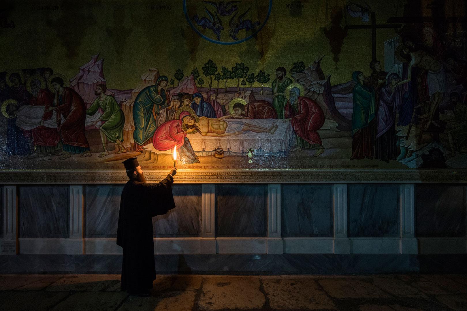 Крепкая вера. Православие в Святой земле. Фотографии Дафны Таль смотреть фото