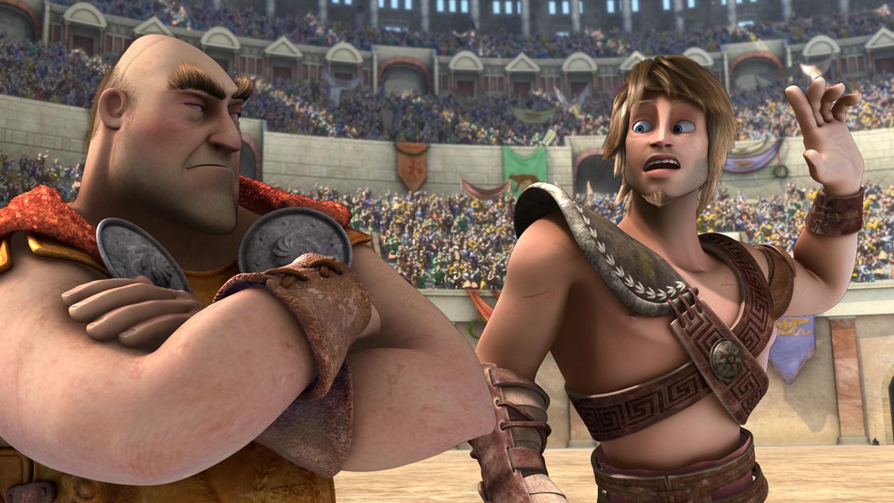 Гладиаторы Рима смотреть фото