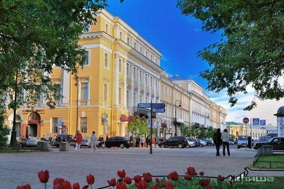 Фото большой зал Петербургской филармонии