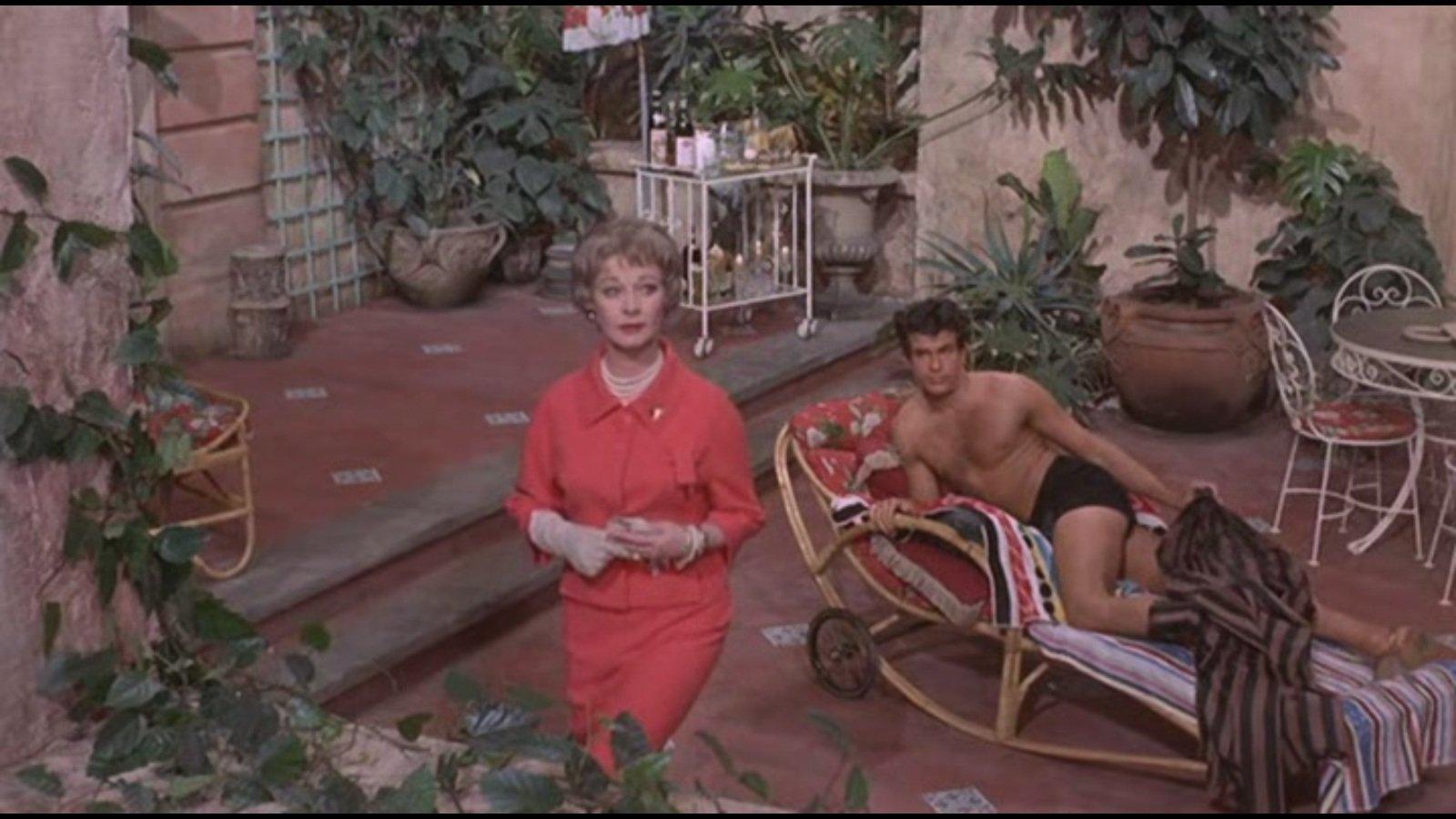 Римская весна миссис Стоун смотреть фото