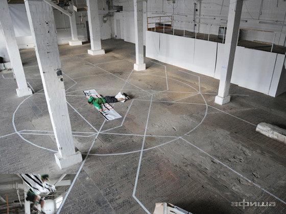 Фото выставочный зал ЦТИ «Фабрика»