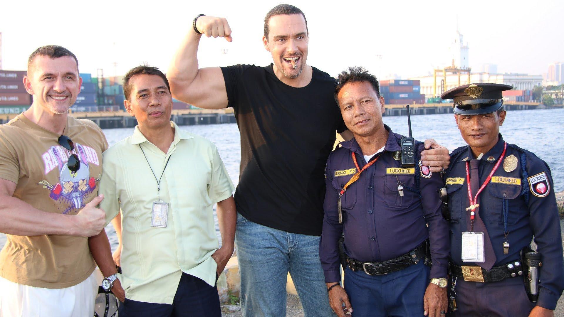 Разборка в Маниле смотреть фото