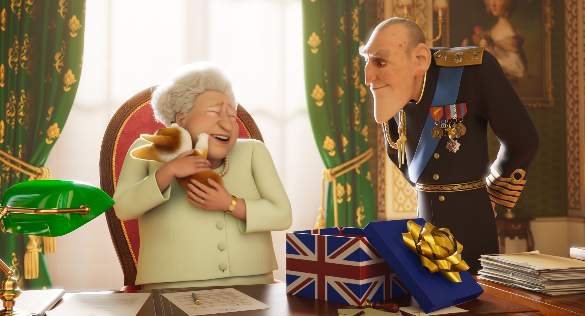 Королевский корги смотреть фото