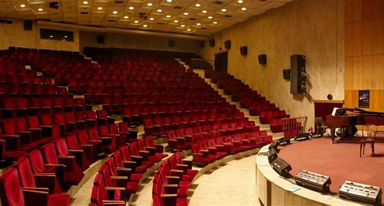 Фото концертный зал ККЗ ЦДХ